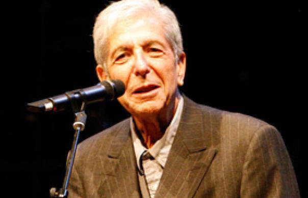 Megjelent Leonard Cohen �j albuma!