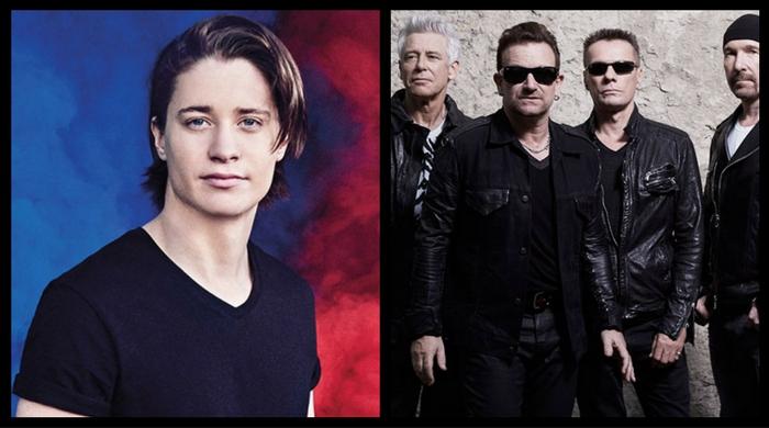 Új U2 lemez!