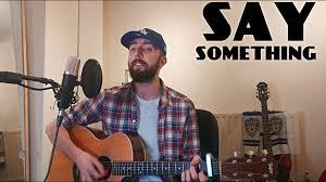 """Justin Timberlake feat. Chris Stapleton - """"Say Something"""""""